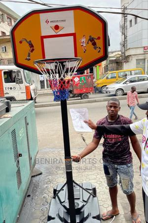 Moveable Basketball Stands   Sports Equipment for sale in Lagos State, Lekki