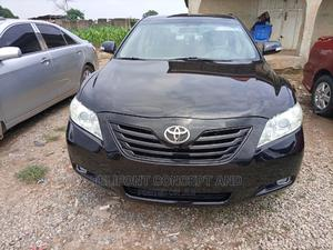 Toyota Camry 2008 2.4 LE Black | Cars for sale in Abuja (FCT) State, Kubwa