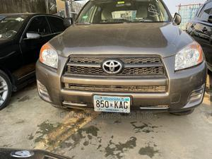 Toyota RAV4 2011 2.5 4x4 Brown | Cars for sale in Lagos State, Isolo