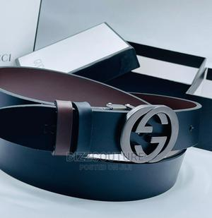 High Quality GUCCI Leather Belts Available for Sale   Clothing Accessories for sale in Lagos State, Magodo