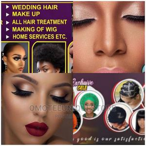 Make Up,Beauty Products and Hair Making   Health & Beauty Services for sale in Lagos State, Ikorodu