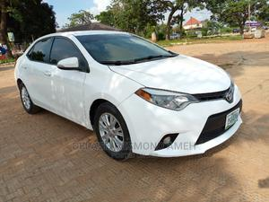 Toyota Corolla 2016 White | Cars for sale in Abuja (FCT) State, Lokogoma