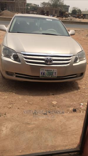 Toyota Avalon 2006 XLS Gold | Cars for sale in Osun State, Osogbo