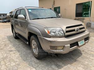 Toyota 4-Runner 2006 Limited 4x4 V6 Gold | Cars for sale in Lagos State, Ajah
