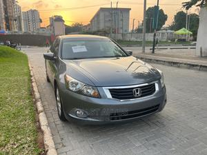 Honda Accord 2008 2.4 EX Automatic Gray | Cars for sale in Lagos State, Ikoyi
