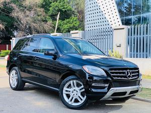 Mercedes-Benz M Class 2013 ML 350 4Matic Black | Cars for sale in Abuja (FCT) State, Central Business District