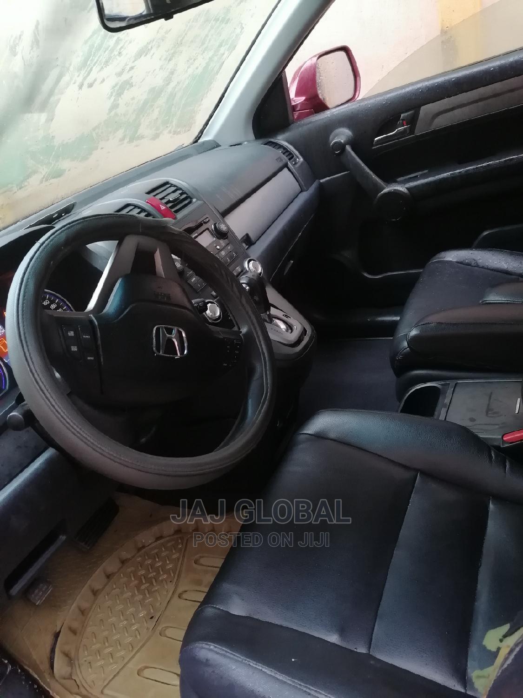 Honda CR-V 2011 Red | Cars for sale in Ikeja, Lagos State, Nigeria