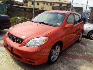 Toyota Matrix 2003 Red | Cars for sale in Lagos State, Amuwo-Odofin