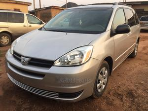 Toyota Sienna 2005 LE AWD Silver | Cars for sale in Lagos State, Ojodu