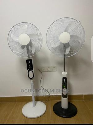 16inch And 18inch Standing Solar Far For Sale With Acces | Home Appliances for sale in Lagos State, Ifako-Ijaiye
