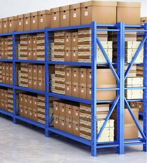 Strong Steel Rack   Store Equipment for sale in Lagos State, Agboyi/Ketu