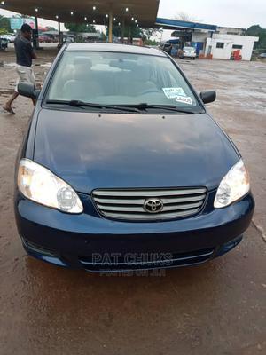 Toyota Corolla 2004 1.8 TS Blue   Cars for sale in Edo State, Benin City