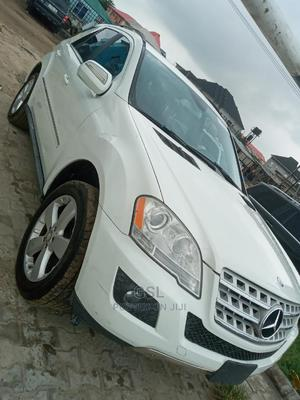 Mercedes-Benz M Class 2010 ML 350 4Matic White | Cars for sale in Lagos State, Ajah
