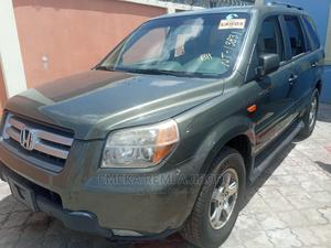 Honda Pilot 2006 EX 4x4 (3.5L 6cyl 5A) Green | Cars for sale in Lagos State, Ojo
