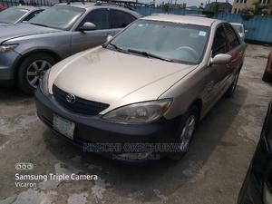 Toyota Camry 2003 Gold | Cars for sale in Rivers State, Obio-Akpor