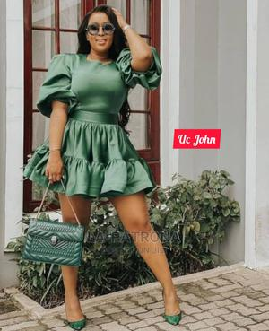 Beautiful Female Short Gown | Clothing for sale in Lagos State, Lagos Island (Eko)
