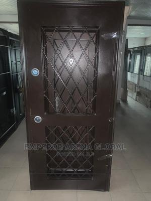 Turkey Security Double Door | Doors for sale in Lagos State, Ikorodu