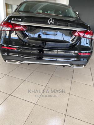 New Mercedes-Benz E300 2021 Black   Cars for sale in Lagos State, Lekki