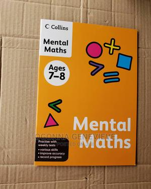 Collins Mental Maths Ages 7-8 | Books & Games for sale in Lagos State, Yaba