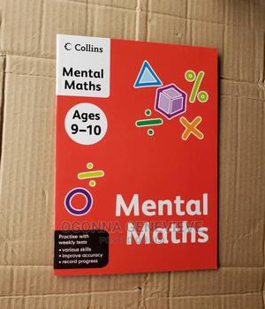 Collins Mental Maths Ages 9-10 | Books & Games for sale in Lagos State, Yaba