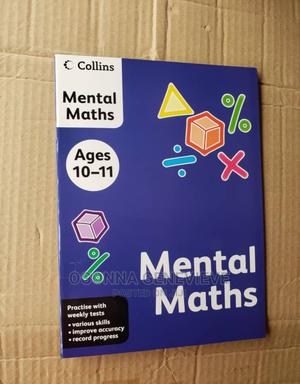 Collins Mental Maths Ages 10-11 | Books & Games for sale in Lagos State, Yaba