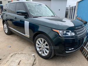 Land Rover Range Rover Vogue 2015 Green | Cars for sale in Lagos State, Ikeja
