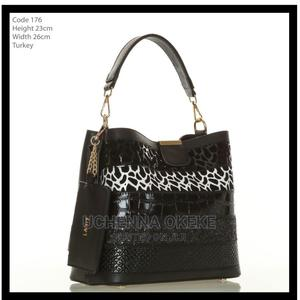 Ladies Trending Turkey Leather Hand Bag   Bags for sale in Lagos State, Agege
