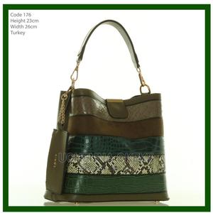 Ladies Turkey Trending Leather Hand Bag   Bags for sale in Lagos State, Agege
