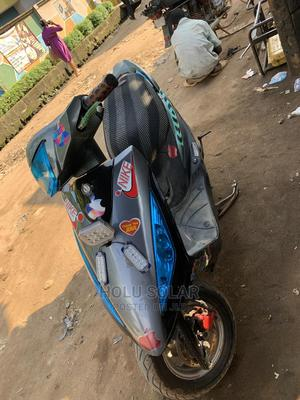 SYM Fnx 125 2020 Black   Motorcycles & Scooters for sale in Lagos State, Alimosho