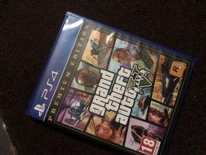 Grand Theft Auto v PS4 | Video Games for sale in Lagos State, Victoria Island
