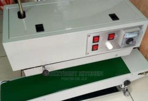 Continuous Band Sealing Machine | Kitchen Appliances for sale in Lagos State, Lekki