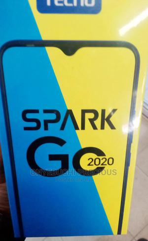 New Tecno Spark Go 2020 32 GB Blue   Mobile Phones for sale in Anambra State, Onitsha