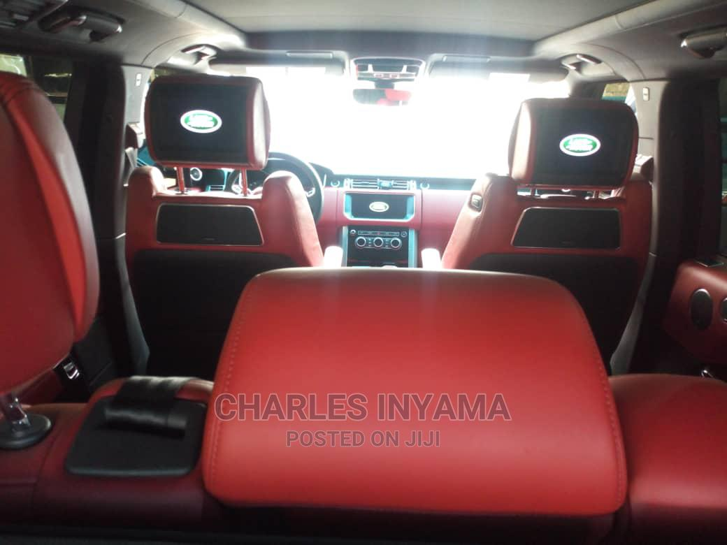 Land Rover Range Rover Vogue 2018 Black | Cars for sale in Garki 2, Abuja (FCT) State, Nigeria