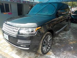 Land Rover Range Rover Vogue 2018 Black | Cars for sale in Abuja (FCT) State, Garki 2