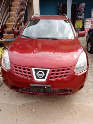 Nissan Rogue 2009 SL 4WD Red | Cars for sale in Lagos State, Ojo