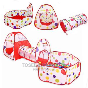 Pop Up Kids Ball Pit Play Tent With Tunnel | Toys for sale in Lagos State, Ajah