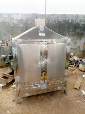 Fish Smoking Kiln Fully Stainless Steel. | Farm Machinery & Equipment for sale in Lagos State, Ifako-Ijaiye