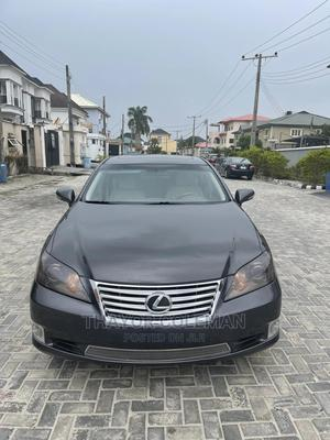Lexus ES 2012 350 Gray   Cars for sale in Lagos State, Lekki