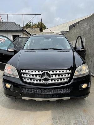 Mercedes-Benz M Class 2006 Black | Cars for sale in Lagos State, Lekki