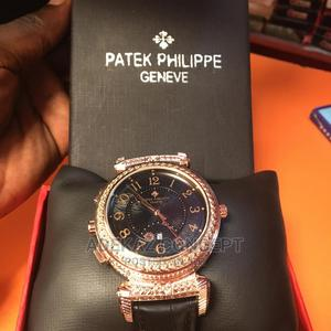 PATEK Phillipe Double Face Luxury Watch | Watches for sale in Lagos State, Ikeja