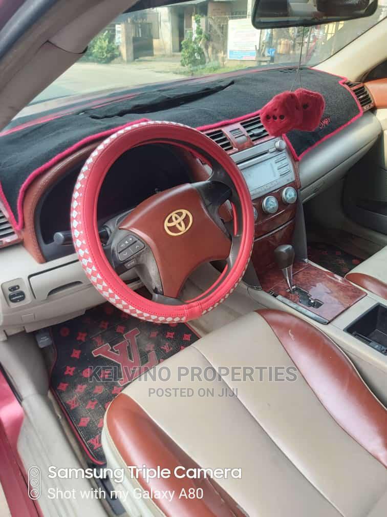 Toyota Camry 2009 Red | Cars for sale in Benin City, Edo State, Nigeria
