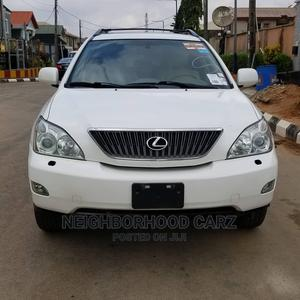 Lexus RX 2007 350 White | Cars for sale in Lagos State, Magodo