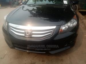 Honda Accord 2009 2.4 EX-L Black | Cars for sale in Lagos State, Surulere