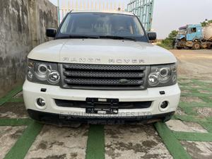 Land Rover Range Rover Sport 2009 White   Cars for sale in Lagos State, Isolo