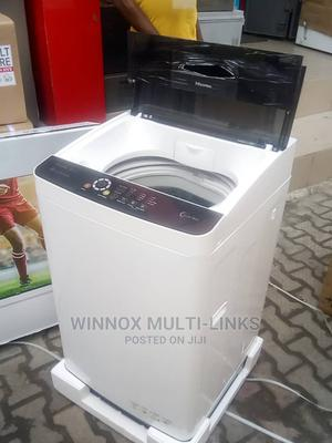 Hisense 8kg Automatic Washing Machine | Home Appliances for sale in Lagos State, Gbagada