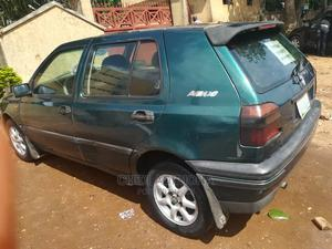 Volkswagen Golf 1998 Variant Green | Cars for sale in Abuja (FCT) State, Asokoro