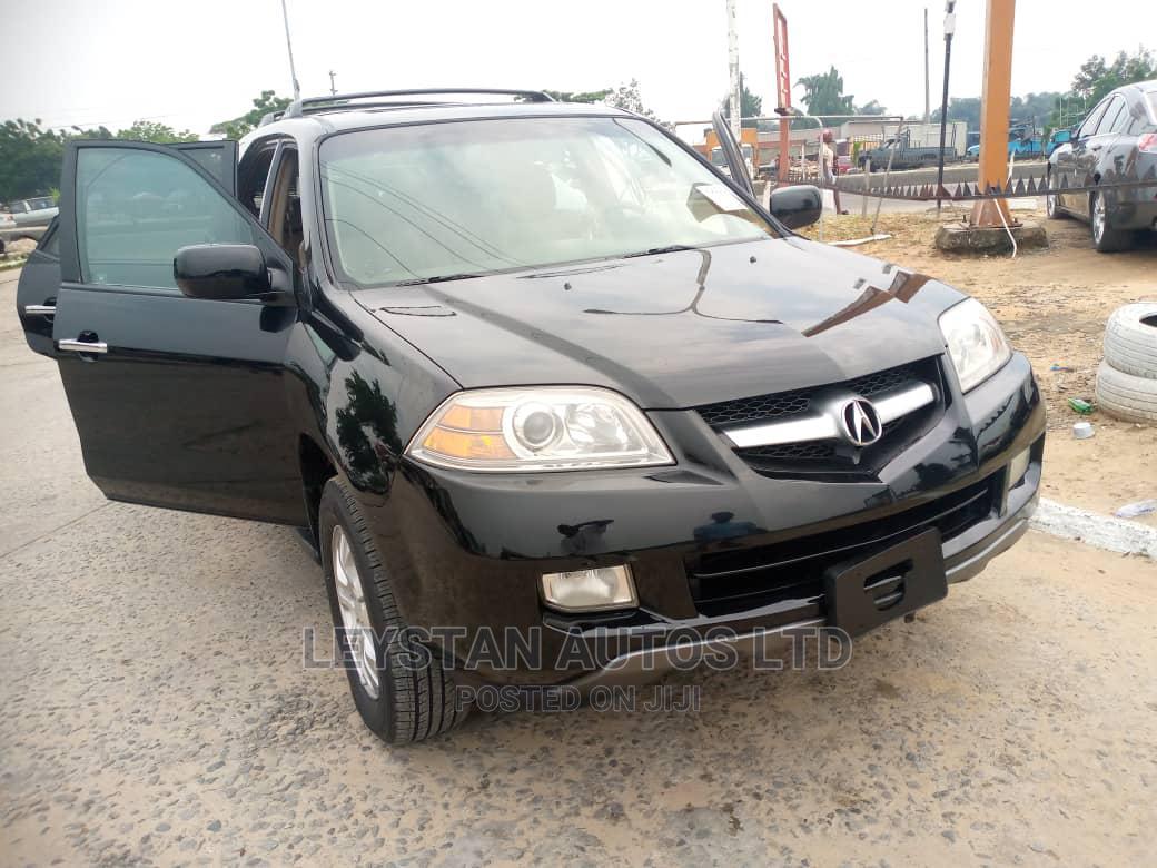 Acura MDX 2006 Black | Cars for sale in Lekki, Lagos State, Nigeria