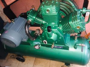 Air Compressor With Tank   Manufacturing Equipment for sale in Lagos State, Ojo