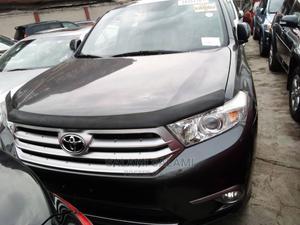Toyota Highlander 2012 Limited Blue | Cars for sale in Lagos State, Alimosho