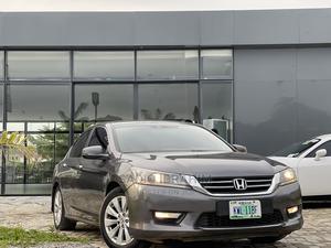 Honda Accord 2014 Gray | Cars for sale in Abuja (FCT) State, Jahi